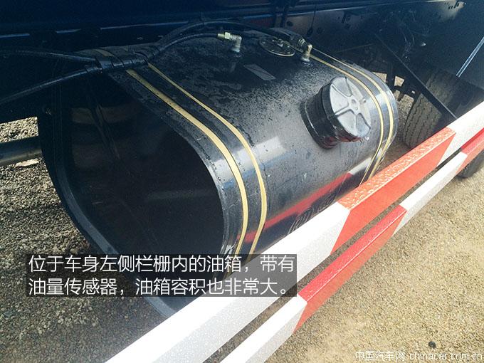 洒水车,环卫车,专用车,评测,东风特商,底盘 (6).JPG