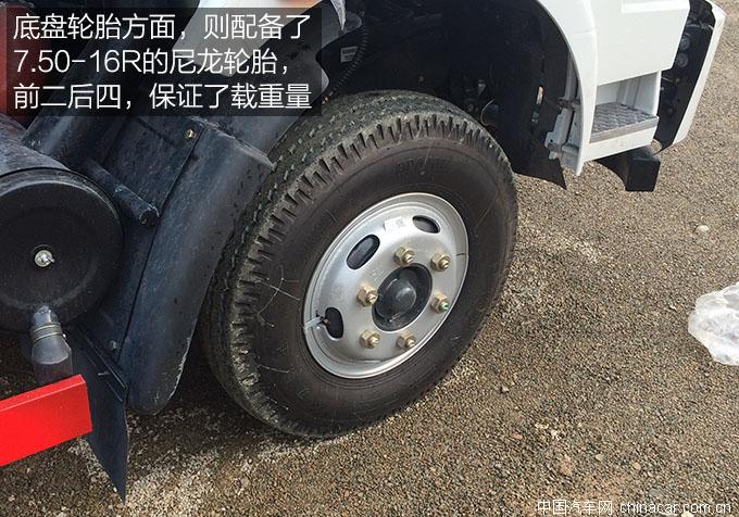 洒水车,环卫车,专用车,评测,东风特商,底盘 (14).JPG