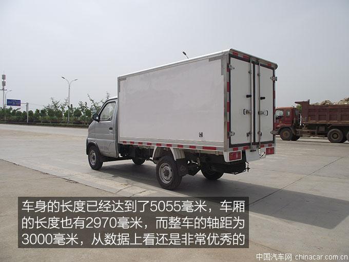 长安神琪,冷藏��?懵逼的冷藏��?专用��?评测,3米冷藏车,长安神琪冷藏��?(5).JPG