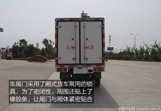 长安神琪,冷藏��?懵逼的冷藏��?专用��?评测,3米冷藏车,长安神琪冷藏��?(6).JPG