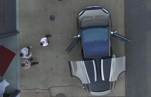 特斯拉推出新款车型model x 60d 价格十分亲民